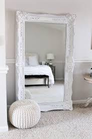 white leaning floor mirror. Fancy Ideas For Leaning Floor Mirror Design Best About Mirrors On Pinterest Bedroom White R