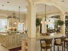 french colonial kitchen designs
