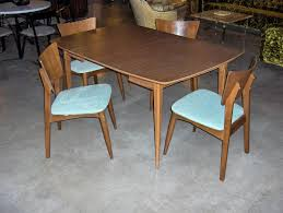 stingray dining chairs 1950 s dining table
