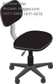 desk chair clipart.  Desk Desk Clipart Chair Throughout Desk Chair Clipart A