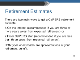 Calpers Retirement Chart 2 At 55 State Safety 50 Destination Retirement Learn About