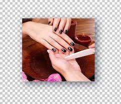nail salon gel nails manicure beauty