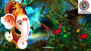 Lord Ganesha HD Background Images ...