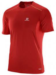 Купить <b>футболку Salomon Trail</b> Runner SS Tee Matador ...