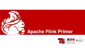 apache flink logo. apache flink primer 3 logo n