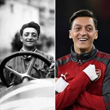 About a month later, the footballer mesut özil was born. Celebrities And Their Unrelated Historical Look Alikes