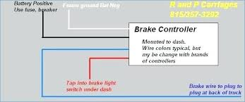 brake controller wiring diagram dodge ram outstanding voyager brake controller wiring diagram dodge ram general installation r and p carriages testing trailer brake magnets brake controller wiring diagram