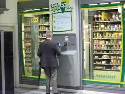 Huge Vending Machine Interesting Massive Vending Machine At Train Station Photo