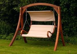 garden swing chair contemporary garden swing chairs uk
