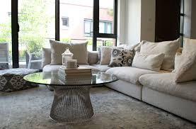 warren coffee table  reproduction  midcentury modern