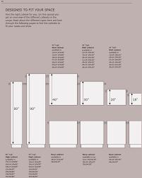 ikea kitchen base cabinet height designs