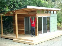 outdoor shed office. Delighful Shed Backyard Office Shed Outdoor Home  Ideas And Outdoor Shed Office A