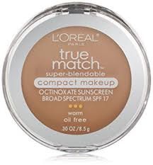 l oréal paris true match super blendable pact makeup w4 natural beige