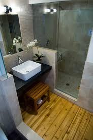Japanese Modern asian-bathroom