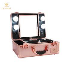 Makeup Case With Lights And Mirror Uk Makeup Case With Mirror And Lights Uk Saubhaya Makeup