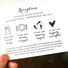 Retirement Reception Invitation Wording Reception Only Invitations