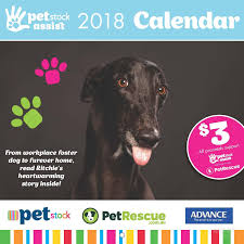 gifts for pet lovers. Going To PetRescue, The 2018 PETstock Calendar Is Feel-good Stocking Filler That Supports Adoption Of Homeless Pets From Around Australia. Gifts For Pet Lovers
