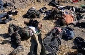 مصراتة - مئات الجثث لمقاتلي