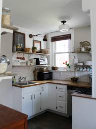 Inexpensive Kitchen Remodeling Before And After Kitchen Remodels On A Budget Hgtv In Kitchen