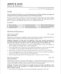 communications resume samples resume template editor managing editor resume samples visualcv