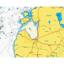 Navionics Navionics Small Cf West Of Latvia