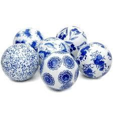 Decorative Ceramic Balls Sale Stunning Antique Ceramic Carpet Balls Great Colors Decorative Sale Orbs