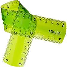 <b>Линейка Attache Selection</b> Flexible, 30см оптом, купить дешево по ...
