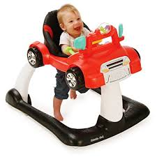 Kolcraft 4x4 2-in-1 Activity Walker -Electronic Toy Steering Wheel ...