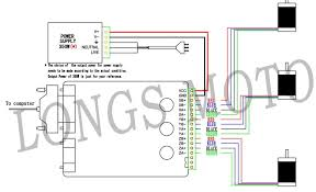 aliexpress com buy stepper motor nema 23 23hs8430 3a 270oz in 3 Dm542a Wiring Diagram Dm542a Wiring Diagram #71 Basic Electrical Schematic Diagrams