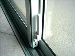 sliding door bar patio door bar lock sliding door large size of patio doors rare security sliding door bar