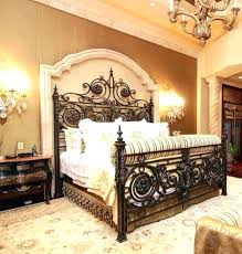 iron bedroom furniture sets. Wrought Iron Bedroom Furniture Decoration Bed Metal Set And Wood . Sets T