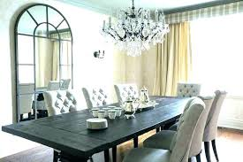 dining table chandeliers full size of height of chandelier over dining table crystal room chandeliers din