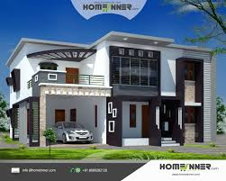 Attractive Home Exterior Designs Ideas With Black And White - Home exterior design ideas