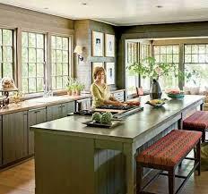 kitchen island with bench seating. Kitchen Island With Bench Seating Red Cushions S