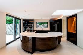 Black Gloss Kitchen Darma Ltd Make The Short List Of The International Design