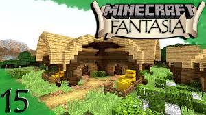 Minecraft Tavern Design Stables And Tavern Interior Design Ideas Minecraft Fantasia Prologue Ep15