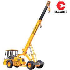 Material Handling Equipments Pick N Carry Crane