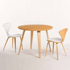 Beech Coffee Table Cherner Round Table By Cherner Chair Yliving