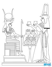 Small Picture Ancient egypt art coloring pages Hellokidscom