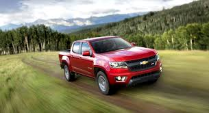 Details: 2015 Chevrolet Colorado - Can it take over the Midsize ...