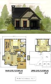 small log cabin floor plans. Small Cottage With Loft Plans Cottages Log Cabin Floor .