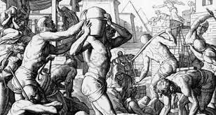 Αποτέλεσμα εικόνας για ειλωτες και σκλάβοι στην αρχαία ελλάδα