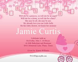 welcome party invitation wording baby shower party invitation wording wordings and messages