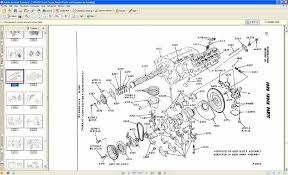 1964 1972 ford truck master parts catalog Ford Motor Parts Diagram ford small block exploded view ford engine parts diagram