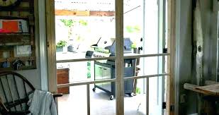 patio door screen replacement home depot sliding glass screens french track repair