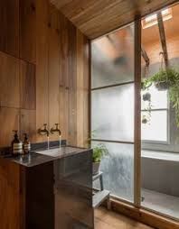 bathroomwinsome rustic master bedroom designs industrial decor. Japanese-styled Fumed Oak-paneled Bath In London Designed By Architect Simon Astridge. Bathroomwinsome Rustic Master Bedroom Designs Industrial Decor
