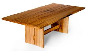 maple wood dining room table. custom made live edge slab maple dining table wood room o