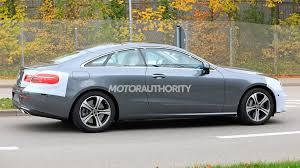 דרים קארס יבואני רכבי יוקרה וספורט. 2021 Mercedes Benz E Class Coupe Spy Shots