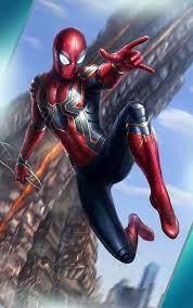 spiderman cartoon 3d wallpaper