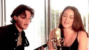 Little Big Town - Girl Crush 50second Cover by Stacie Riggs & Ryan Harris  Brown - YouTube